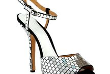 Silver Shoes / by Zanne Blair