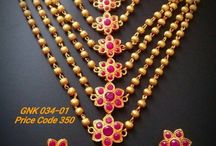 Indian jewelries