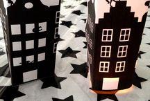 Creatief met Sinterklaas en Zwarte Piet