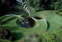 Charles Jenks Cosmic Garden
