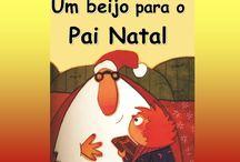 Histórias  infantis de Natal