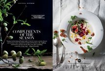 Compliments of the Season / Woolworths Taste Magazine Xmas issue 92