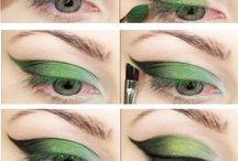 Make up / Make up - Maquiagem