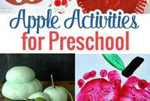 Children: Theme Apples