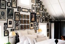 busy walls