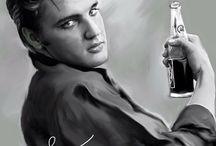 Elvis by Sarah Lynn
