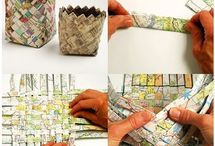 Reciclar: Papel