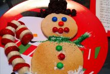 North Pole Breakfast/FBCE / You can find ideas for yummy food fit for a fun get together here. No worrying about your 5 a day on this board...sugar sugar sugar! It only happens once a year.