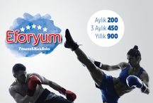 KİCKBOKS / www.eforyum.orh.tr