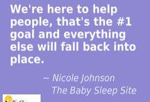 Baby Sleep Site News