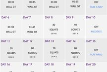 30 day challanges
