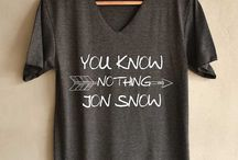 Camisetas game of thrones