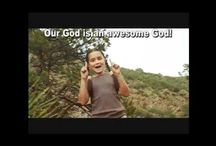 Our God is An Awesome God! / by Peggy Keel Burton