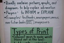 Literacy- Informational Text / by KinderTeacher