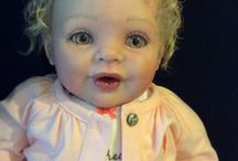 reborn baby cynthia-marie / about my reborn baby Cynthia-Marie, she is a sculpt by donna rubert the candy sculpt she is about 20''inches long and 5.6lbs.