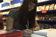 Book Cons 2016/2017 / Pictures from various book events at 2016.
