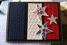 Summer/4th of July cards / by Lisa Moravec