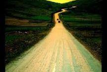 yol fotoğrafları