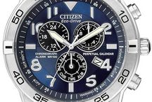 Men's Watches / Men's Timepieces from Seiko, Bulova and Citizen