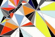 geometria / by Rosana Jones Faiola