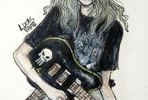 Rock, Rockers