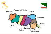 Emilia Romagna / Fotos zur italienischen Region Emilia Romagna