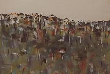 Aust Artist Fred Williams