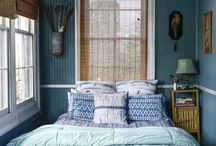Bedrooms to Dream About / Bedroom ideas to inspire you -- A place to lay your head --Your most intimate room in the house.