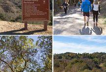 Hikes & Trails • Southern California / #Outdoors #Hikes #Trails #Walk #LA #California #SoCal