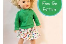 Ag doll clothes sewing patterns / Clothes / by Roger Burke