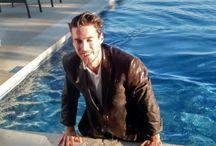 Fotoshooting Trends Herbst/Winter 2016 Mallorca / Wir geben Ihnen einen exklusiven Blick hinter die Kulissen: WILVORST fotografierte die Trends in Sachen festlicher Herrenbekleidung für die Saison Herbst/Winter 2016 im Hotel Hospes Maricel & Spa***** Mallorca.