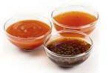 Asian dipping sauces
