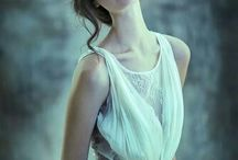 Grecian dress
