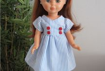 Old / Collection Nancy dolls