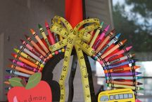Kindergarten / by Chelsea Pittman