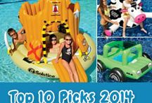 Best Pool inflatables 2014
