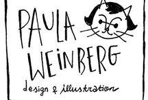 Paula Weinberg_ Design and Illustration / Paula Weinberg_ Design and Illustration