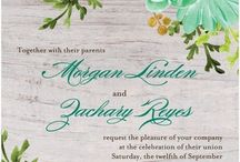 Invitations / by Nancy Kleist