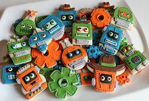birthday: robot ...