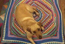 Crochet Blankets / Crochet Blanket inspiration board