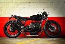 Speciale motorfietsen