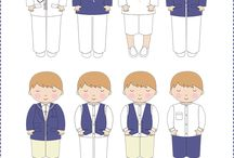 Paper dolls & paper projects
