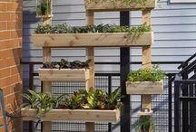 Balkonova zahradka