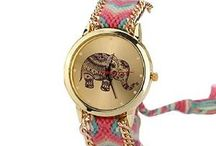 8 super cute elephant stype women's watches / We take a look at 8 super cute watches in our blog post