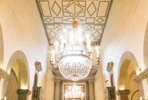 FLORALIADECOR: VILLA SAN MICHELE 2014 / CEREMONY: Villa S. Michele chapel RECEPTION: Villa S. Michele