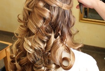 wedding hair styles / by Abby ivy