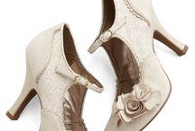 wedding shoes (ruby shoo)