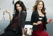 Rizzoli & Isles Fashion Style / #Rizzoli&Isles #Fashion #Outfits #Style #Celebrity #Looklive
