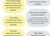 GROWTH MINDSET / Teaching ideas and resources to encourage my students and clients to use a growth mindset.