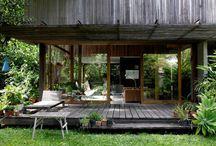 Garden terrace treasures